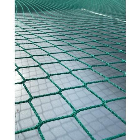 AWD Premium maasnet - 570x250 cm - inclusief elastiek rondom - UV bestendig - net voor aanhanger