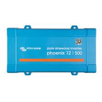 Omvormer 12/500 -  ingang 12V dc - uitgang 230V ac