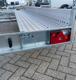 Anssems Anssems AMT 1300 ECO autotransporter - 1300 kg bruto laadvermogen - 400x188 cm laadoppervlak - geremd