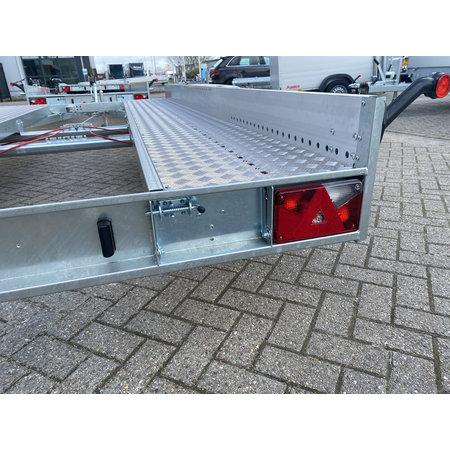Anssems Anssems AMT 1300 ECO - 1300 kg bruto laadvermogen - 400x188 cm laadoppervlak - geremd