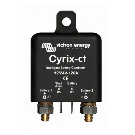Victron energy Victron Cyrix-ct combiner relais - 12/24V - 120 ah