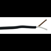 Kabel 2-aderig Aspöck (2x0,75 mm²) per meter