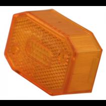Flexipoint oranje - los glas