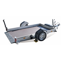 Motortrailer HTK -  250x156 cm - 1350 kg