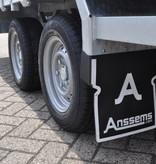 Hulco Geremde Hulco Medax plateauwagen - 502x223 cm - 3500 kg bruto laadvermogen - 30 cm borden