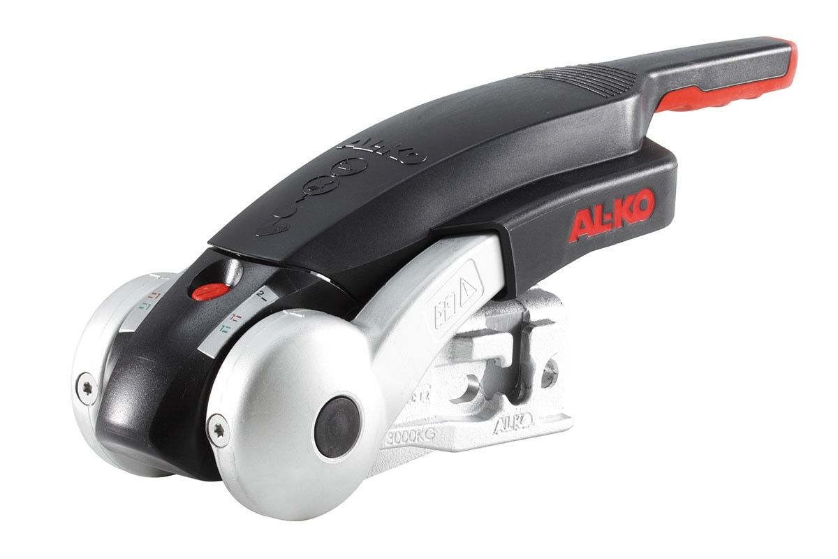AL-KO AL-KO AKS3004 antislinger koppeling - rond 36/40/45/50 mm - 3000 kg - geremde koppeling