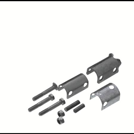 AL-KO AL-KO AKS3004 antislinger koppeling - rond 35/45/50 mm - 3000 kg - geremde koppeling