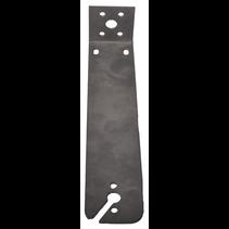Montagesteun breedtelicht  - 3-zijdige kipper