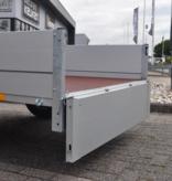 Anssems Anssems GT 750 bakwagen - 750 kg bruto laadvermogen - 251x126 cm laadoppervlak - ongeremd