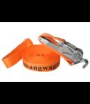 AWD Spanband 800x5 cm - AWD bedrukking - 5000 kg