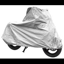 Motor- & scooterhoes XL -  246x104x127 cm- Zilver