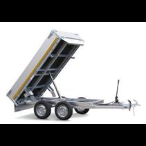 256x150 cm - 2000 kg - handpomp - 63 cm