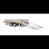 310x180 cm - 3000 kg - 30 cm borden - 56 cm