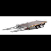406x180 cm - 2700 kg - 10 cm borden - 56 cm