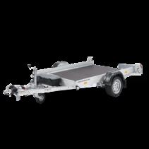 Zakbare motortrailer HTK 310x176 cm - 1800 kg