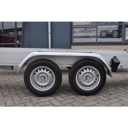 Anssems Anssems AMT 1500 ECO autotransporter - 1500 kg bruto laadvermogen - 400x188 cm laadoppervlak - geremd