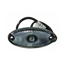 Aspock Flatpoint 2 LED - wit - connector