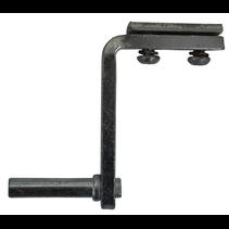 Scharnier Achterklep - 71x50 mm