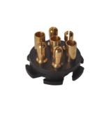 AWD 7 Polige stekker aanhanger - metaal