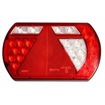 Lucidity LED 8P rechts - ingebouwde weerstand