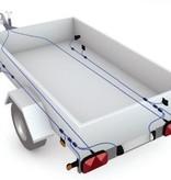 Aspock Aspock Flatpoint 2 - oranje/gele markeringslamp - connector aansluiting - LED