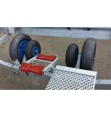3.00-4 4PR Boeggeleiding Kalf boottrailer