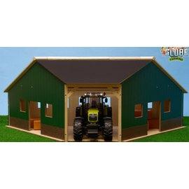 Kids Globe Tractorloods hoek (1:16/Bruder)