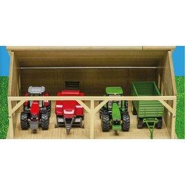 Kids Globe Landbouwloods voor tractoren (1:50)