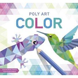 Boeken DT101987 - Poly Art Color