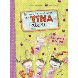 Boeken DT342724 - De vrolijke avonturen van Tina Talent - Het grote toernooi