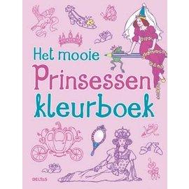 Boeken DT690735 - Het mooie prinsessen kleurboek