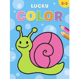 Boeken DT690855 - Lucky color (2-3 jr)