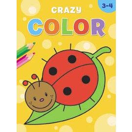 Boeken DT690856 - Crazy color (3-4 jr)