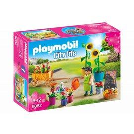Playmobil pl9082 - Bloemist