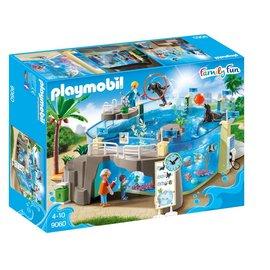 Playmobil pl9060 - Zee Aquarium