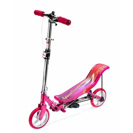 Space Scooter Space Scooter roze