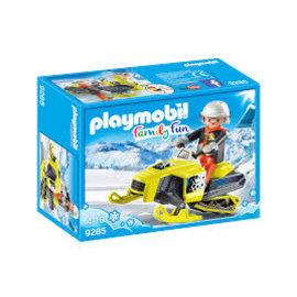 Playmobil pl9285 - Sneeuwscooter