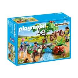 Playmobil pl6947 - Ponyrijles