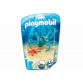 Playmobil pl9066 - Inktvis met jong