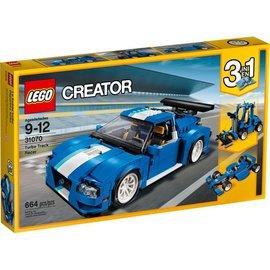 LEGO® LE31070 - Turbo baanracer