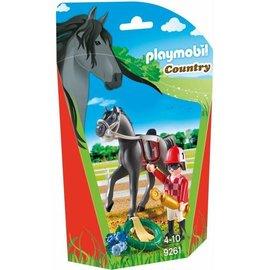 Playmobil pl9261 - Jockey