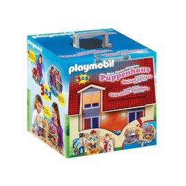 Playmobil pl5167 - Meeneem Poppenhuis