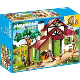 Playmobil pl6811 - Boswachtershuis