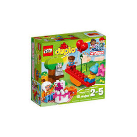 LEGO® LD10832 - Verjaardagsfeestje