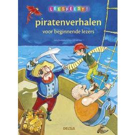 Boeken DT509006 - Leesfeest! Piratenverhalen voor beginnende lezers (6 jr)