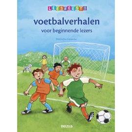 Boeken DT509005 - Leesfeest! Voetbalverhalen voor beginnende lezers (6 jr)