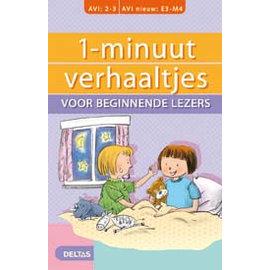 Boeken 1-minuutverhaaltjes beginnende lezers (AVI 2-3 - AVI nieuw E3-M4)