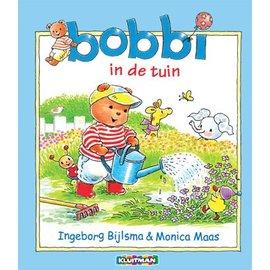 Boeken Bobbi in de tuin
