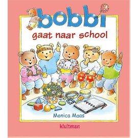 Boeken Bobbi gaat naar school