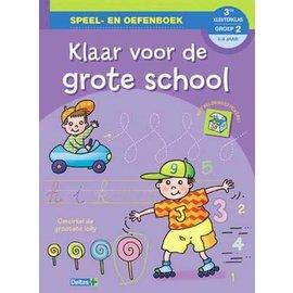 Boeken Speel- en  oefenboek - Klaar voor de grote school